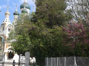 St Nicholas Russian Orthodox Church, Nice