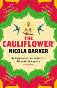Cover image for The Cauliflower by Nicola Barker