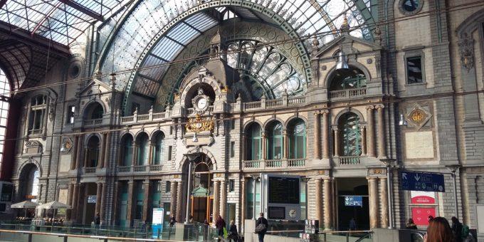 Centraal Station, Antwerp