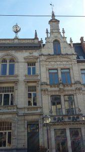 Art Nouveau, Antwerp