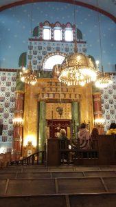 Orthodox synagogure (Budapest)