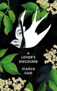 Cover image for A Lover's Discourse by Xiaolu Guo