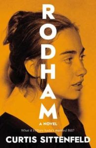 Cover image for Rodham by Curtis Sittenfeld