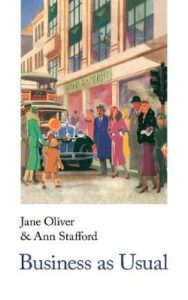 Cover image of Business as Usual by Jane Oliver and Ann Clifford