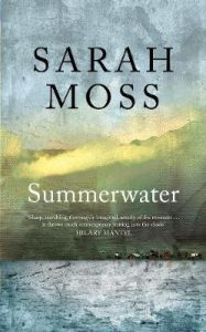 Cover image for Summerwater by Sarah Moss