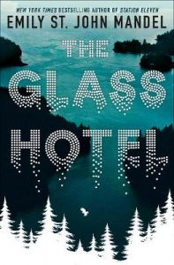 Cover image for The Glass Hotel by Emily St John Mandel