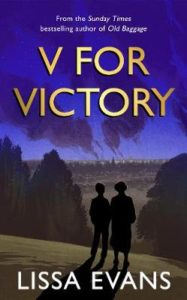 Cover image for V for Victory by Lissa Evans