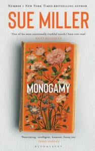 Cover image for Monogamy by Sue Miller