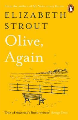 Cover image for Olive Again by Elizabeth Strout