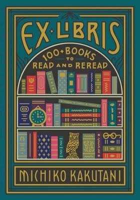 Cover image for Ex-Libris by Michiko Kakutani