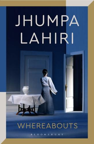 Cover image for Whereabouts by Jhumpa Lahiri