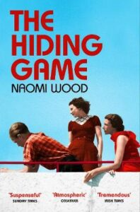 Cover image for The Hiding Game by Naomi Wood