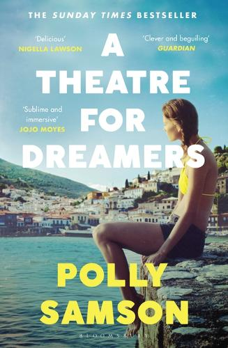 Cover image for A Theatre for Dreamers by Polly Samson