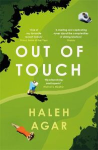 Cover image for Out of Touch by Haleh Agar