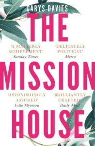 Cover image for The mission House by Carys West