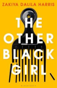 Cover image dor The Other Black Girl by Zaliya Dalila Harris