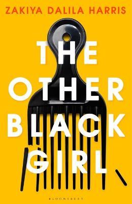 Cover image dor The Other Black Girl by Zaliya Dalila Harris
