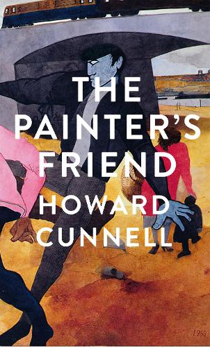 Cover image for The Painter's Friend by Howard Cunnell