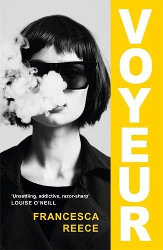 Cover image for Voyeur by Francesca Reece