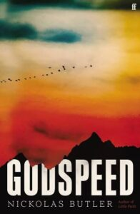 Cover image for Godspeed by Nickolas Butler