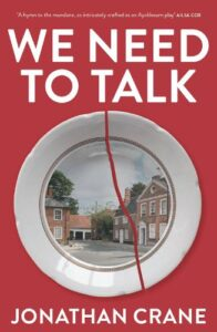 Cover image for We Need to Talk by Jonathan Crane