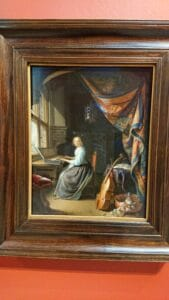 Flemish painting (Dulwhich Picture Gallery)
