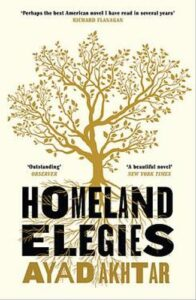 Cover image for Homeland Elegies by Ayad Akhtar