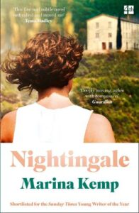 Cover image for Nightingale by Marina Kemp