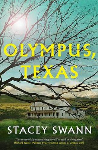 Cover image for Olympus, Texas by Stacey Swann