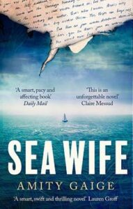 Cover image for Sea Wife by Amity Gaige