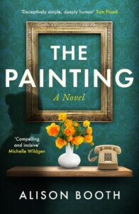 Cover image for The Painting by Alison Booth