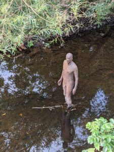 Anthony Gormley - Walter of Leith