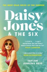 Coiver image for Daisy Jones and the Six