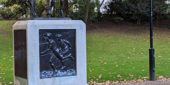 Imperial Camel Regiment Monument (Victoria Embankment)